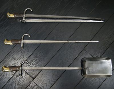 Bayonet Fire Irons (SOLD)