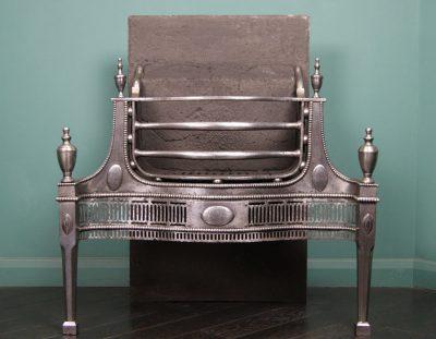 George III Fire Grate by Longden (SOLD)