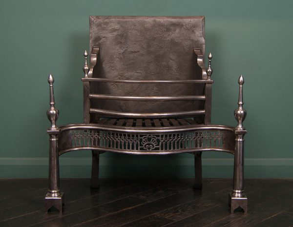 An 18th Century Wrought Fire Grate