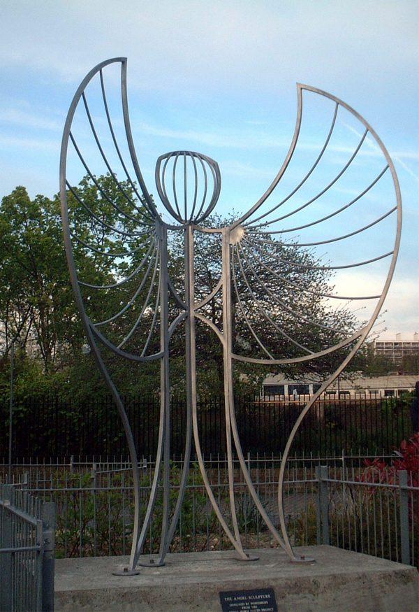 The Angel Sculpture
