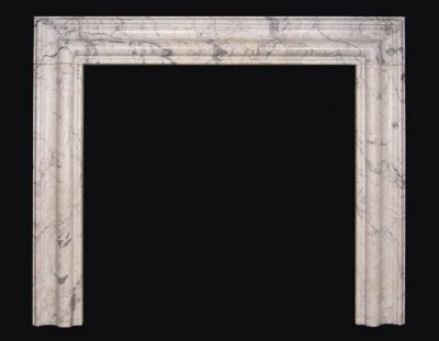Large 18th Century Bolection Fireplace