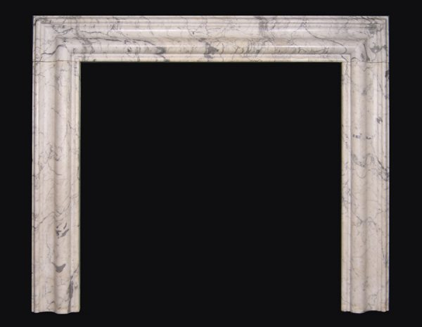 Large 18th Century Bolection Fireplace