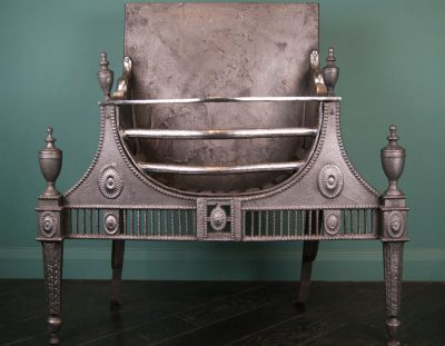 18th Century Cast & Wrought Grate