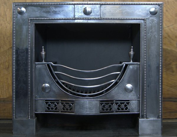Polished Steel Register Grate