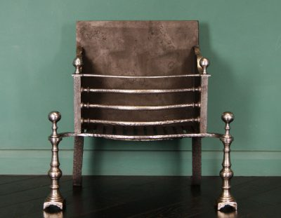 18th Century English Fire Basket (Sold)