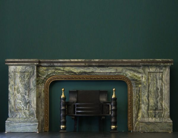 A Large Connemara Chimneypiece by Henry Whitaker