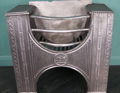 An 18th Century English Hob Grate (Sold)