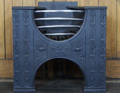 18th Century Carron Hob Grate