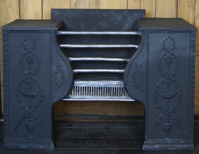 18th Century Hob Stove Grate