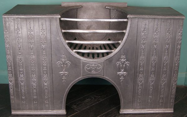 Large 18th Century Fireplace