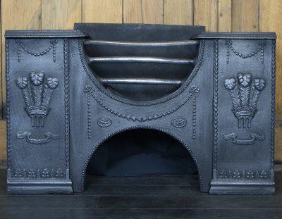 18th Century Hob Grate