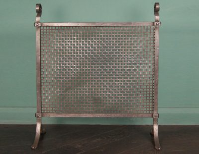 Small Wrought-Iron Fire Screen (SOLD)