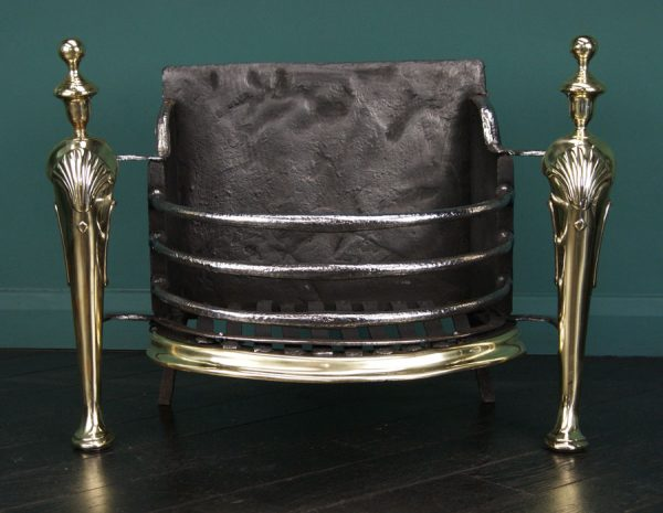 Early 18th Century Fire Basket (SOLD)