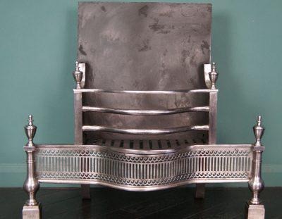 Polished Steel Dog Grate (SOLD)