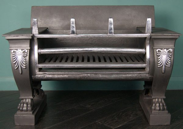 Sarcophagus Grate by Skidmore & Son (SOLD)