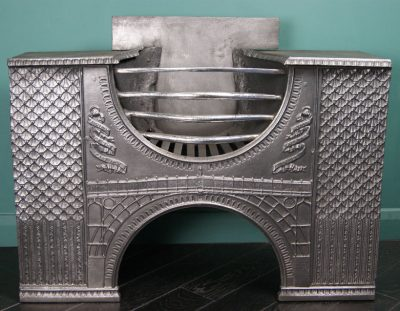 Large Ornate Forest Hob by Carron Co