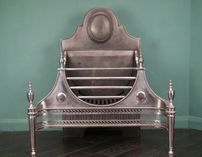 19th Century English Fire Grate (SOLD)