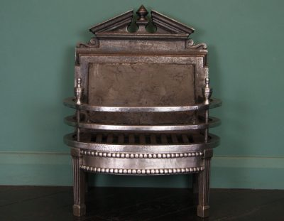 Small Nineteenth Century Wrought Grate (SOLD)