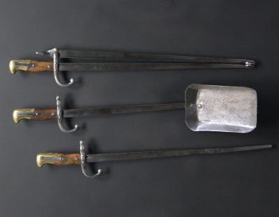 Bayonet Fire Irons