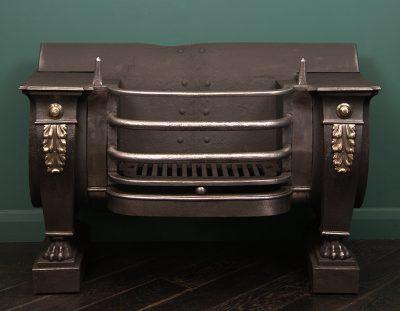 A Regency Sarcophagus Grate