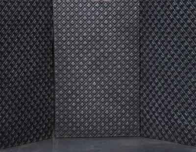 Flower & Lattice Cast-Iron Panels